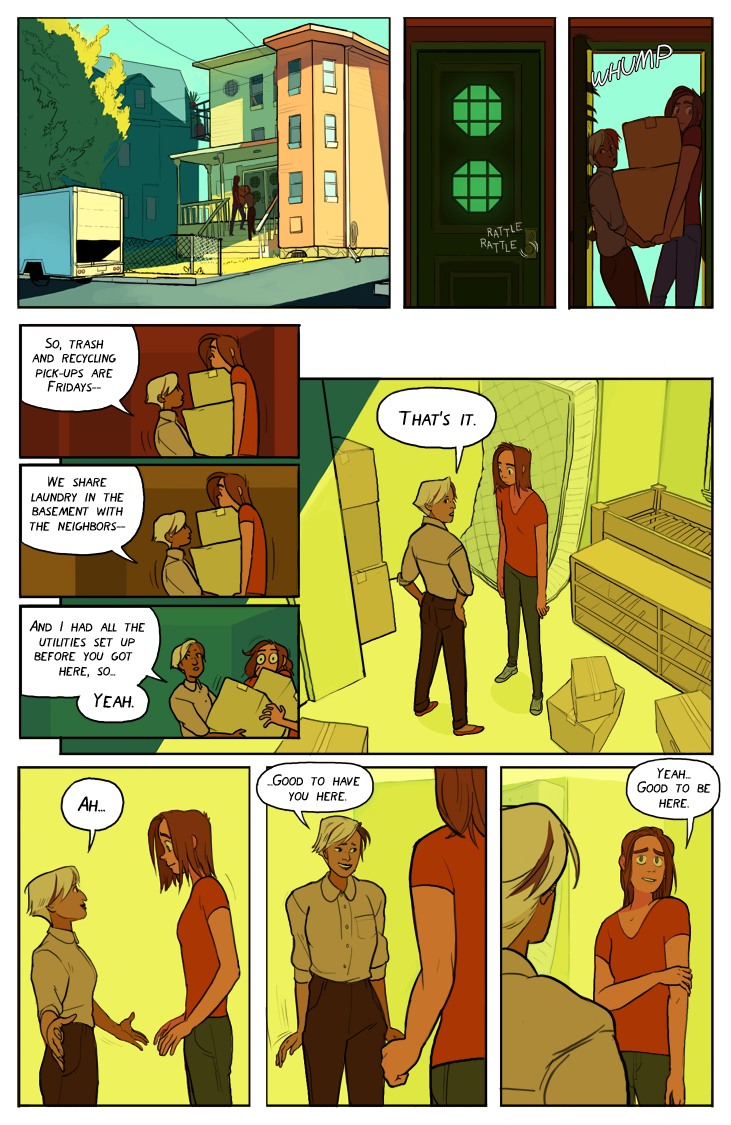 Prologue – Page 1